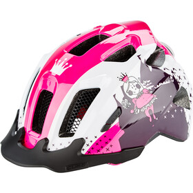 Cube ANT Helmet white'n'pink